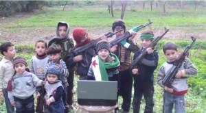 Bambini Isis