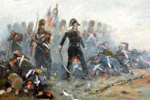 Cambronne a Waterloo